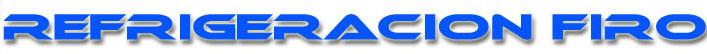 REFRIGERACION FIRO Retina Logo